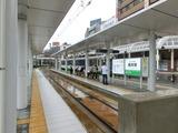 福井鉄道800形@福井駅