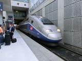TGV@Charles de Gaulle