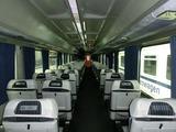 Eurocity車内