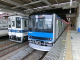 Series 60000 of Tobu@Kashiwa