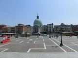 Venezia Santa Lucia駅前