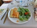 Elipsos夕食主菜