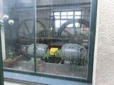 ケーブルカー機械室