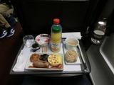Eurostar車内食4