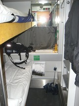 夜行列車個室