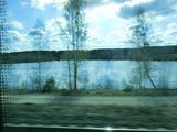 Lahti→Riihimaki車窓