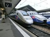 TGV@リヨン駅
