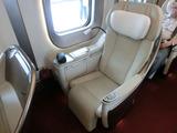 E5系グランクラス座席
