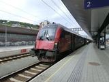 Railjet@Feldkirch