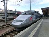 TGV@ルクセンブルク
