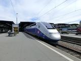 TGV@Zurich