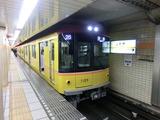 Series 1000 of Tokyo Metro@Shinbashi