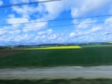 TGV Lyria車窓