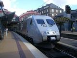 X2000先頭機関車