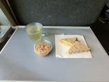 TGV Lyria食事1