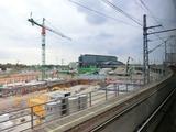 Berlin-Warszawa Expressベルリン到着