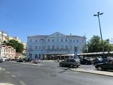 Lisboa Santa Apolonia駅