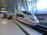 ICE28@Frankfurt Flug