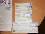Polrailチケット