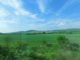 Eurocity車窓