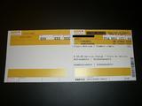 カナディアン号チケット