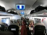 Eurostar車内1