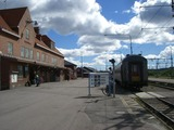 Kiruna駅