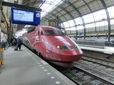 Thalys@アムステルダム