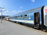 ハンガリー国鉄寝台車
