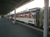 ムグンファ号(旧型客車)