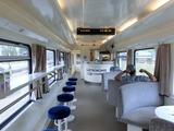 Eurocity食堂車