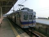 南海7100系@和歌山港