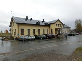 Lulea駅