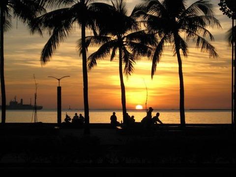 sunsetmanilabay
