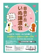 20121譲渡会ポスター