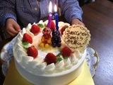 20121230航英君お誕生日