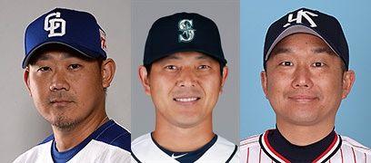 松坂大輔(170勝)岩隈久志(170勝)石川雅規(163勝)←この人たち