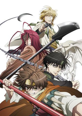 saiyuuki_RELOADBLAST_anime