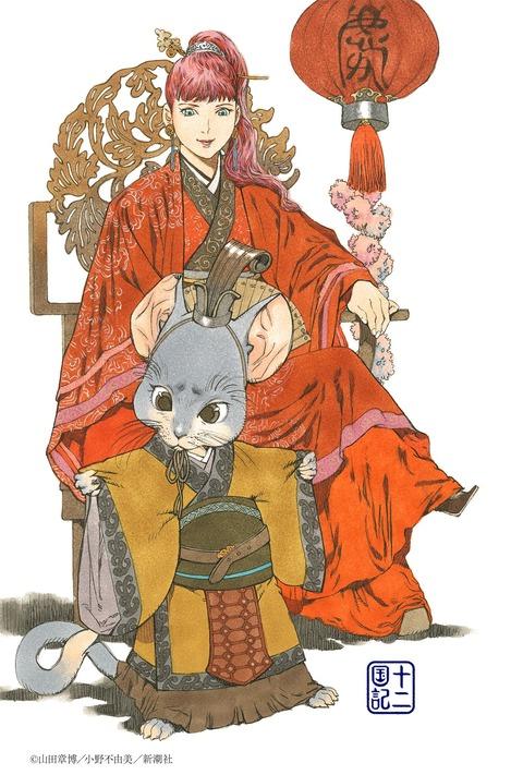 jyuunikokuki