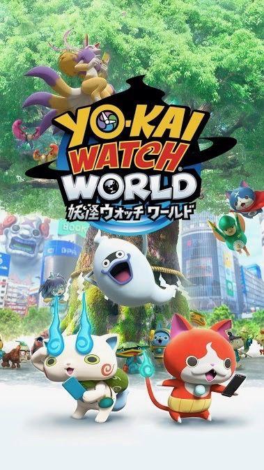 youkaiwatchworld