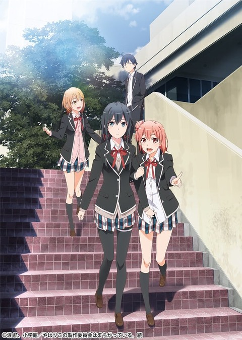 oregairu_anime