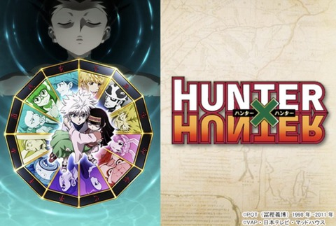 hunter×hunter_anime2019