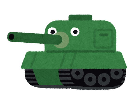 【画像】第2次世界大戦で日本軍が使ってた戦車がショボすぎるwww