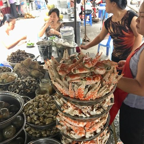 SF Crab hcmc