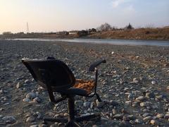 タマシン椅子。