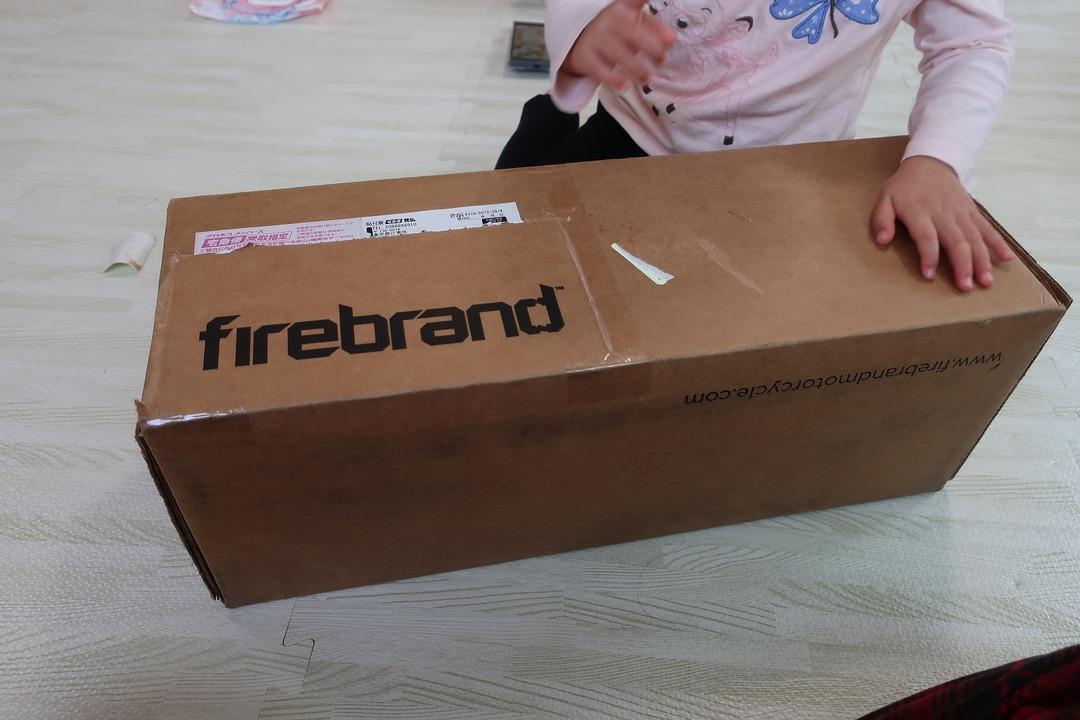 firebrandマフラー交換 (1)