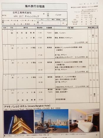 NPKCUPタイ国親善射撃大会