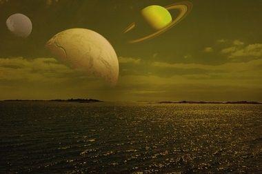 徒然ブログ:地球外生物
