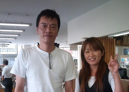 遠藤憲一サンに会っちゃった~~~~ 。