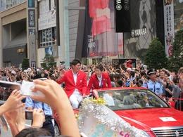 銀座パレード1